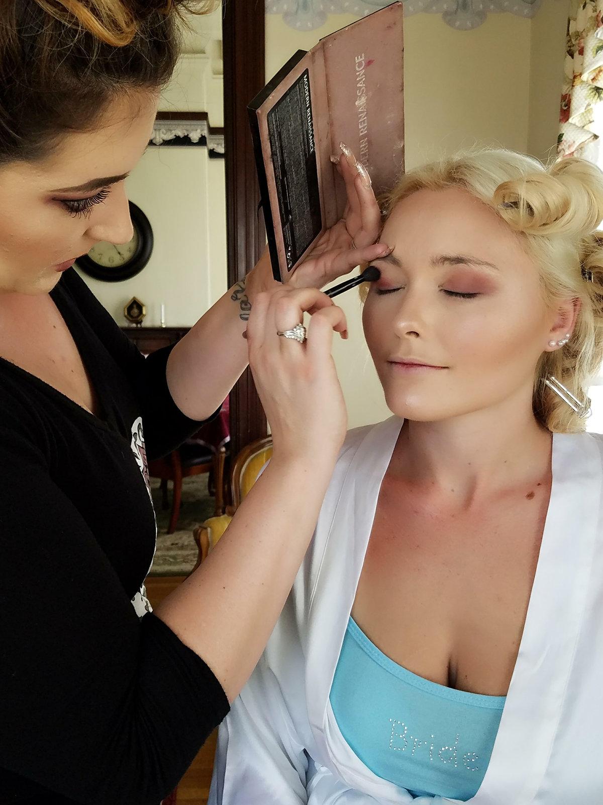 Bridal Makeup & Hair Trial