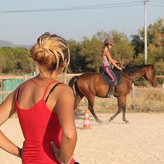 Cours équitation éthologique