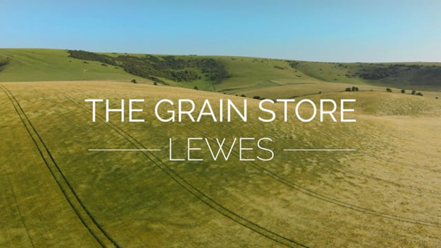 A promo film for The Grain Store in Lewes
