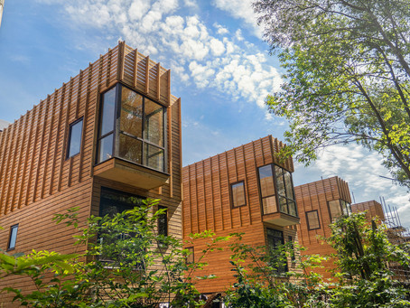 Architecture Photography & Videography for Eco-Housing development 'Flimwell Park' Sussex