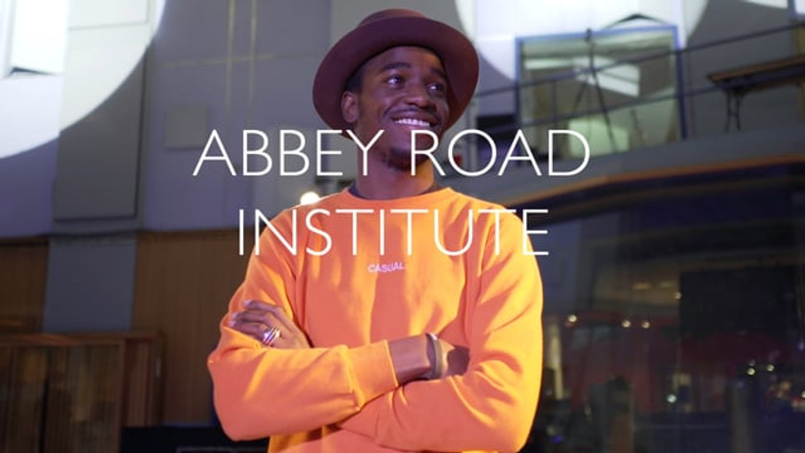Abbey Road Institute Marketing Video