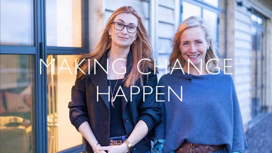 Making Change Happen event at The Grain Store Lewes