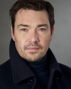 Lucas Adamson Actor Headshot Photography