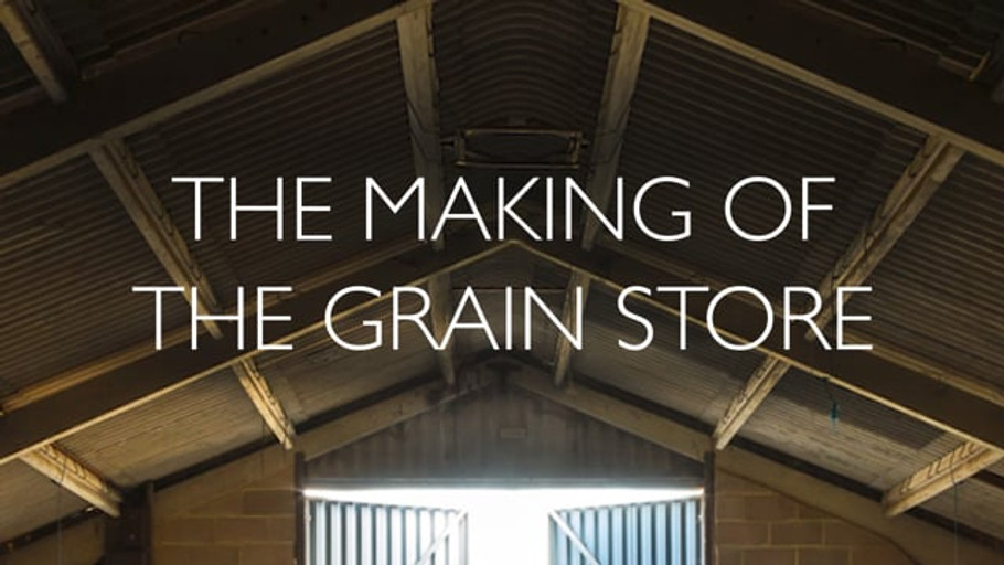 'The Making of' The Grain Store in Lewes