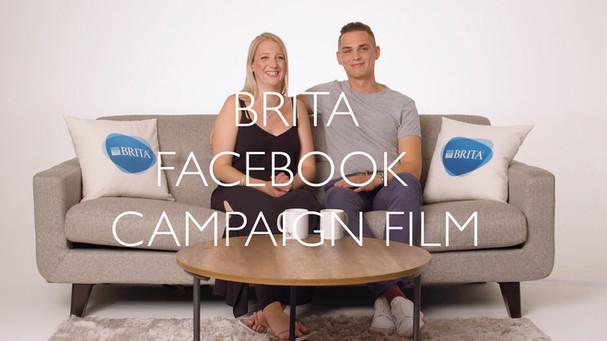 BRITA FACEBOOK CAMPAIGN