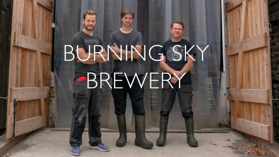 Burning Sky Brewery-Artisan Beer in Sussex