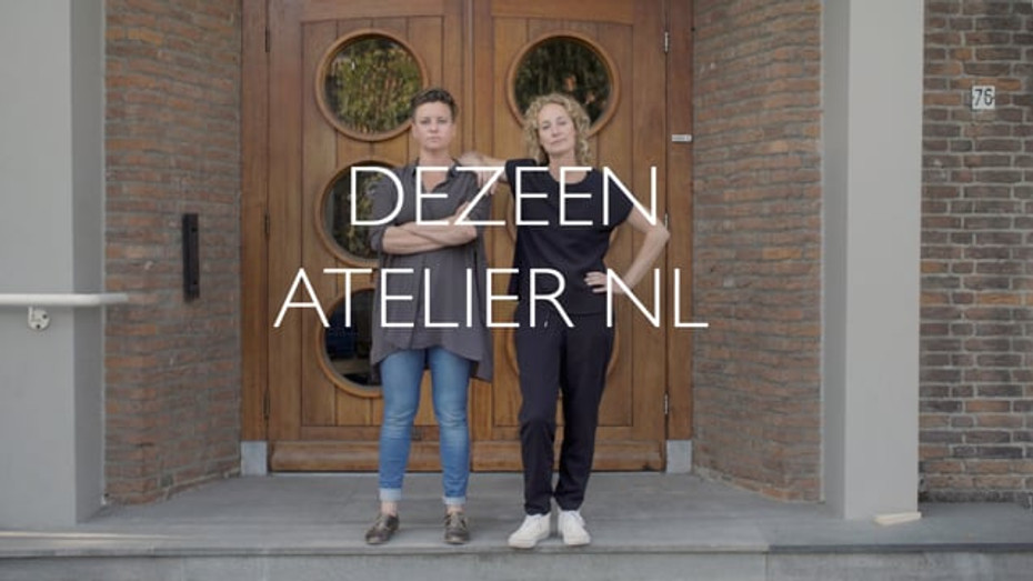 Artelier NL Dezeen Video