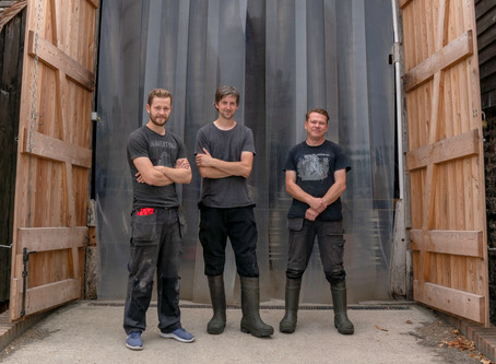 Artisan Brewers in Sussex | Burning Sky Brewery