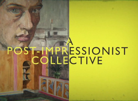 The Omega Workshops - Post-Impressionist Living