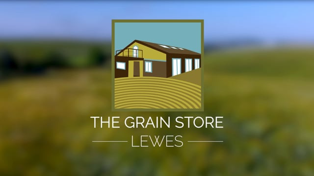 The Grain Store Lewes- Events Space Video