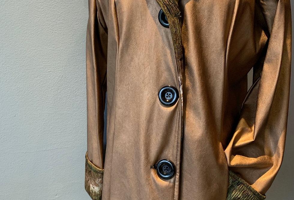 Classic Raincoat (Copper)