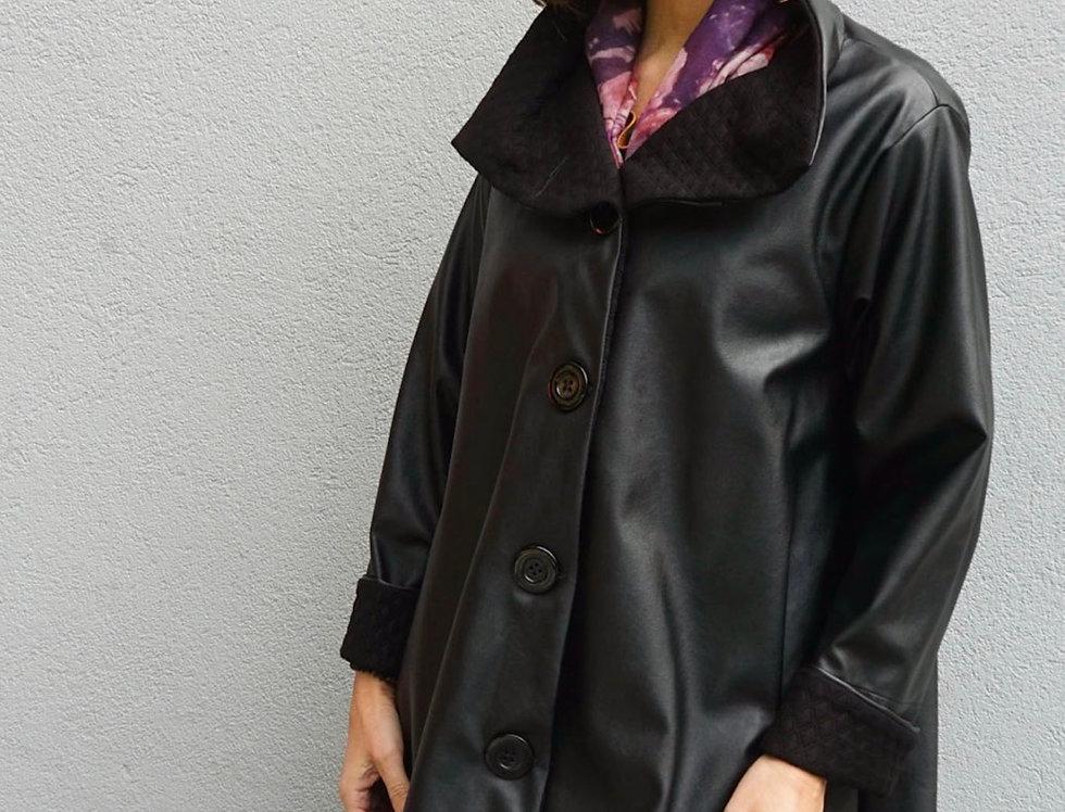 A Line Raincoat
