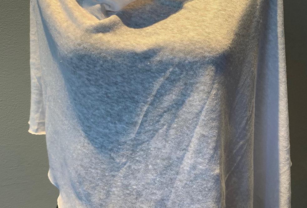 Knit Linen Wrap