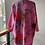Thumbnail: Hand Dyed Peony Pink Linen Jacket