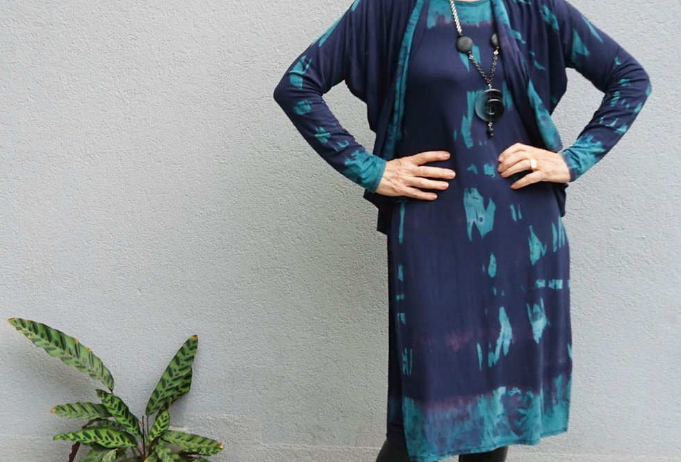 2-Way Tunic (Hand Dyed)