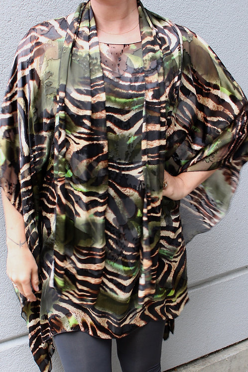 Silk Safari Tunic