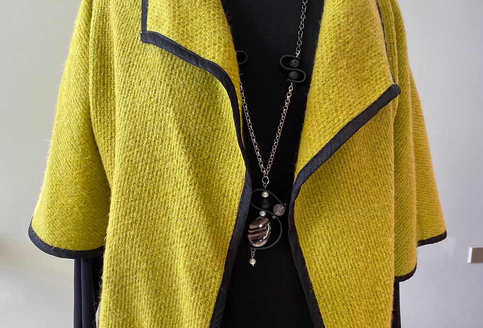 Olive Easy Coat