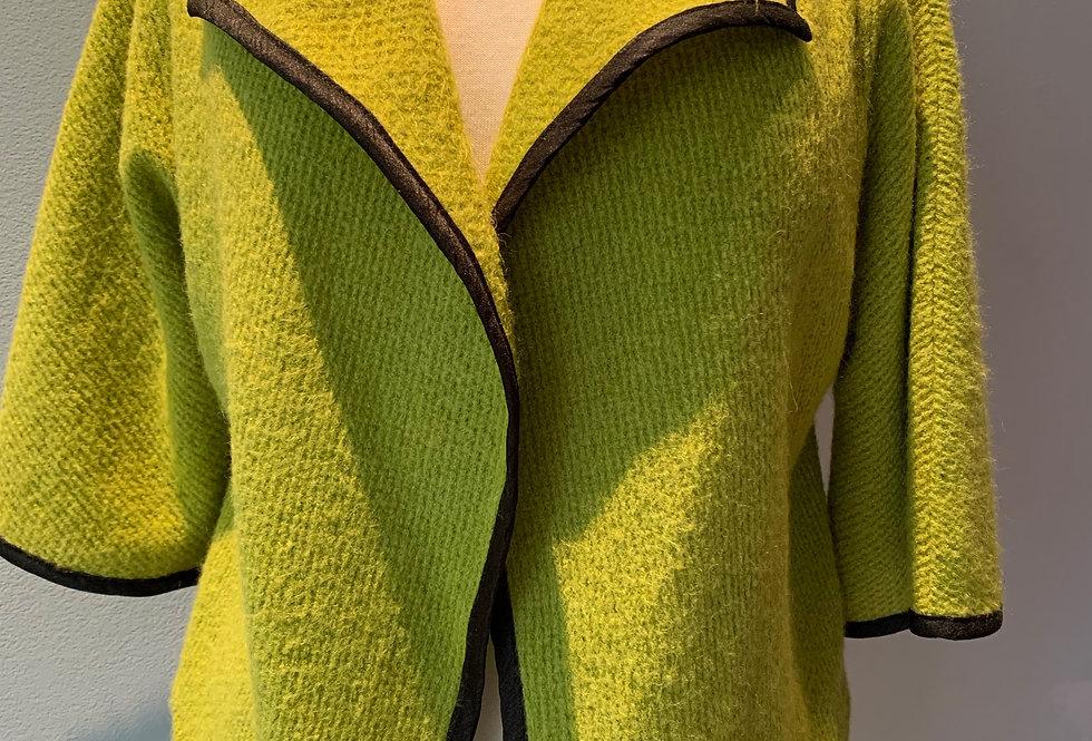 Little Angora Jacket