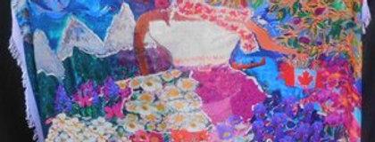 Get Ready My Bride Silk Scarf
