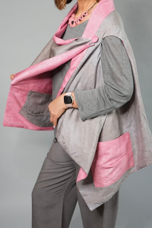 The Joie De Faire vest