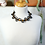 Thumbnail: Tigers Eye Rubber Wave Necklace