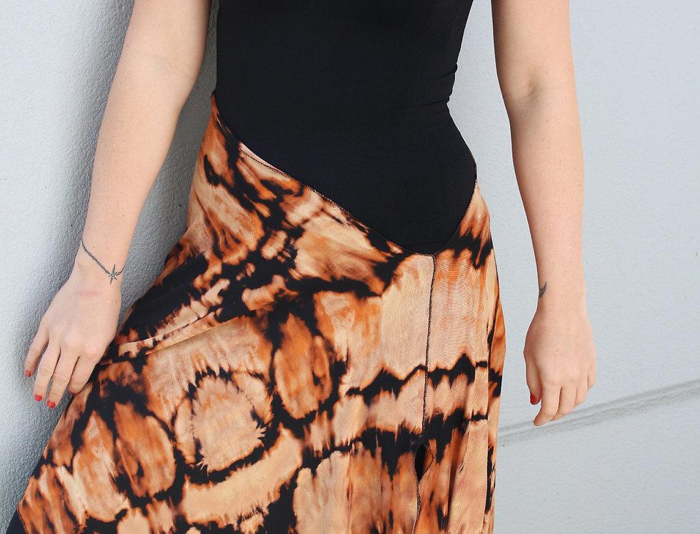 Twist Dye Copper Wrap