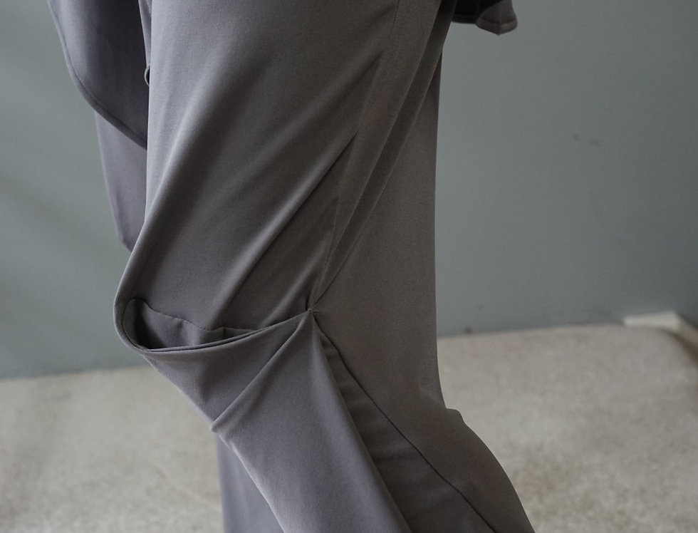 Basic Pleat Pant