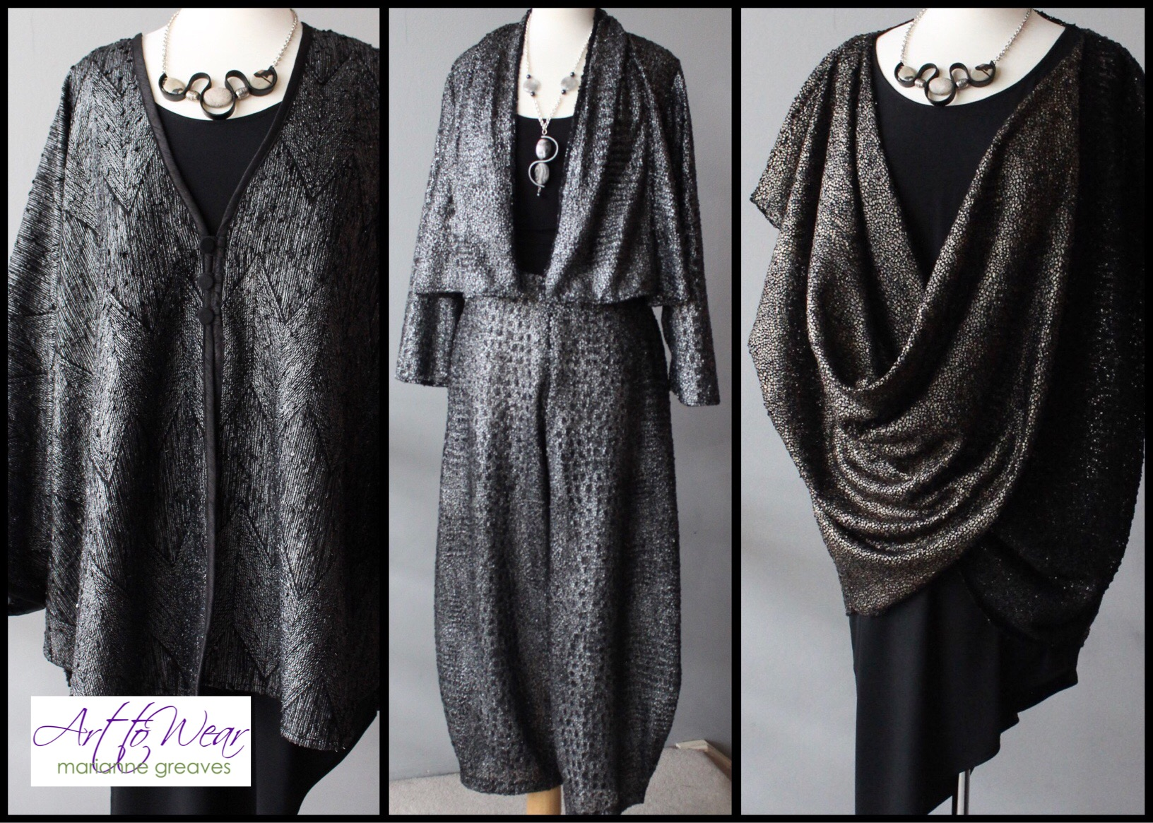 Sequin/Lamme Evening Wear Collection