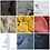Thumbnail: Linen Butterfly Wrap
