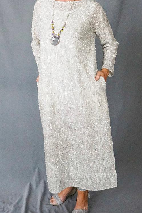 Texture/sequence Dress