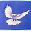 Thumbnail: Wings Of A Dove Silk Scarf