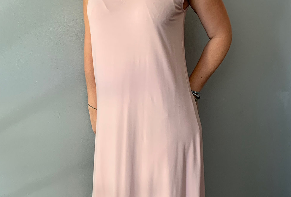 Bamboo Easy Sleeveless Dress