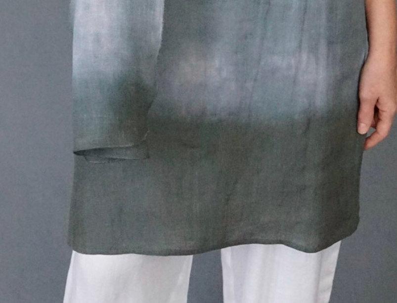 Full length linen Pants