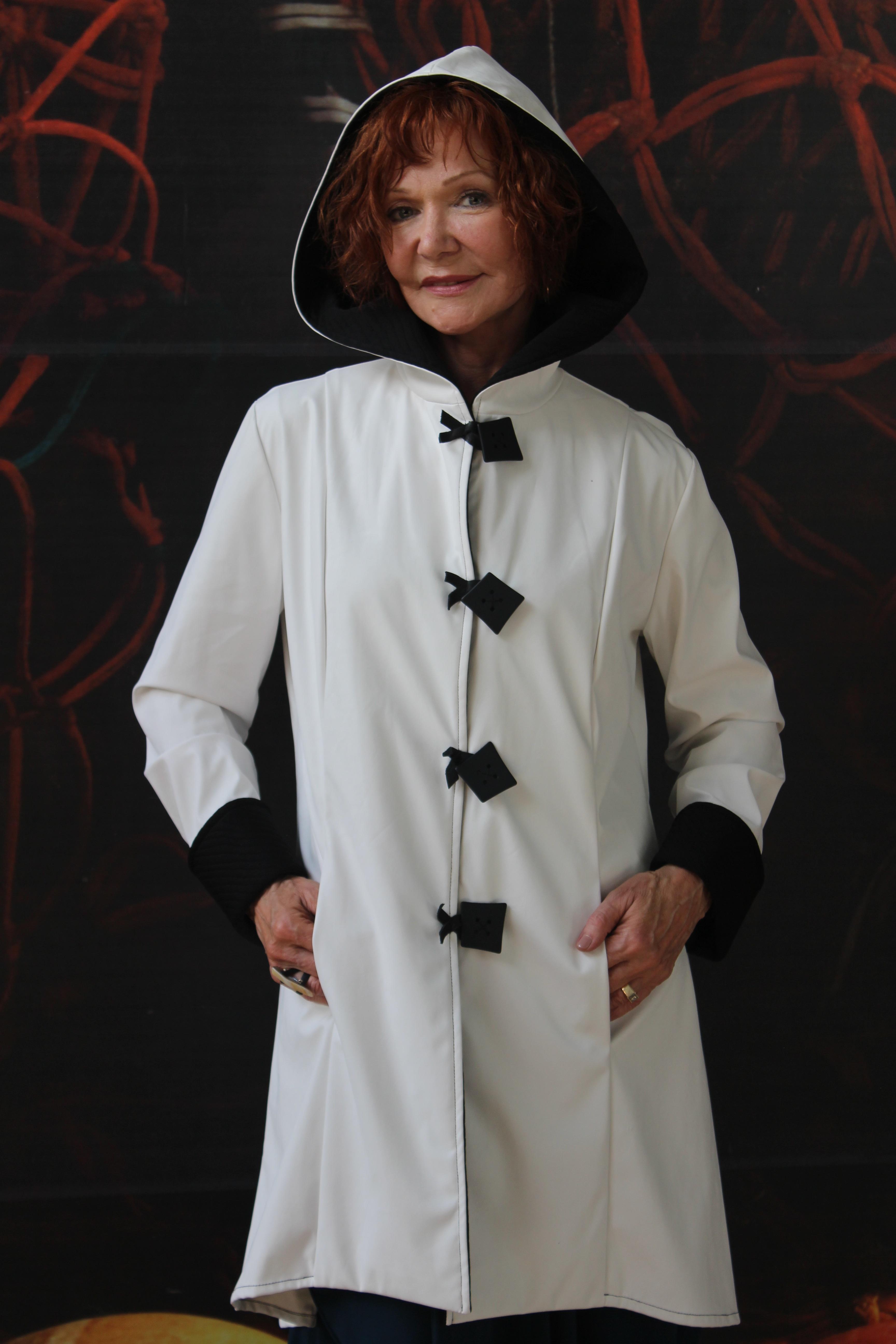 White Raincoat