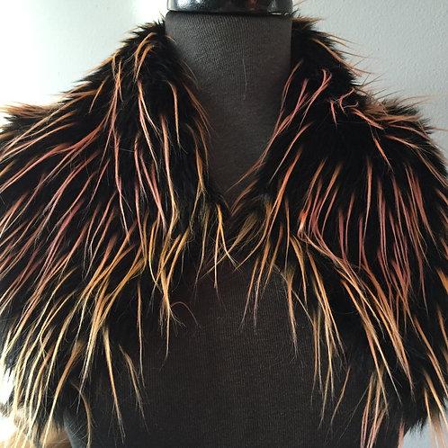 Small Neck Faux Fur Collar