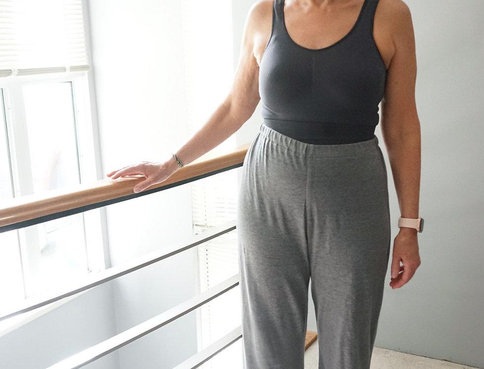 Knit Linen Pants