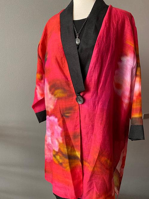Pure Passion Kimono Coat