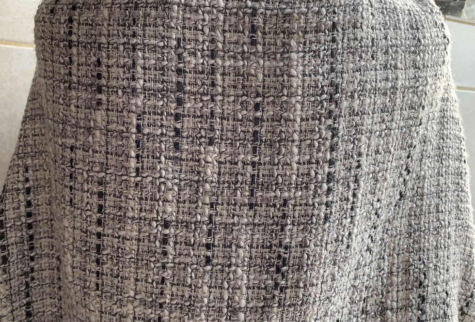 Classic Pewter Button Wrap