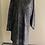 Thumbnail: Asymmetrical Loose O/S Silver Sparkle Knit Tunic