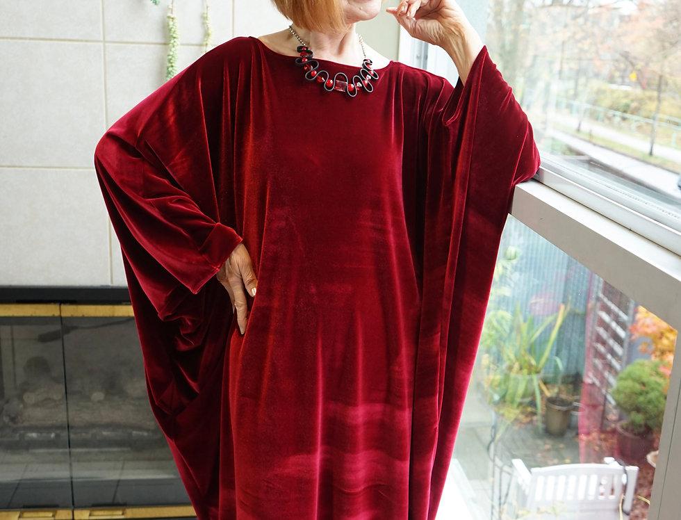 LUX VELVET Diva Dress