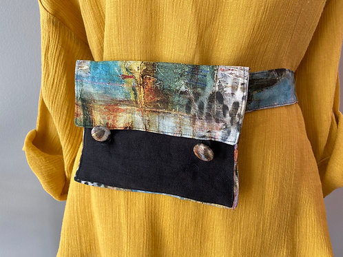 The Linen Lil Pouch
