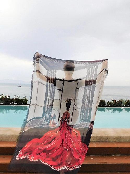 Ciao Bella Luxury Silk Scarf