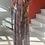 Thumbnail: Long Asymmetrical Flounce Twist Dyed Skirt