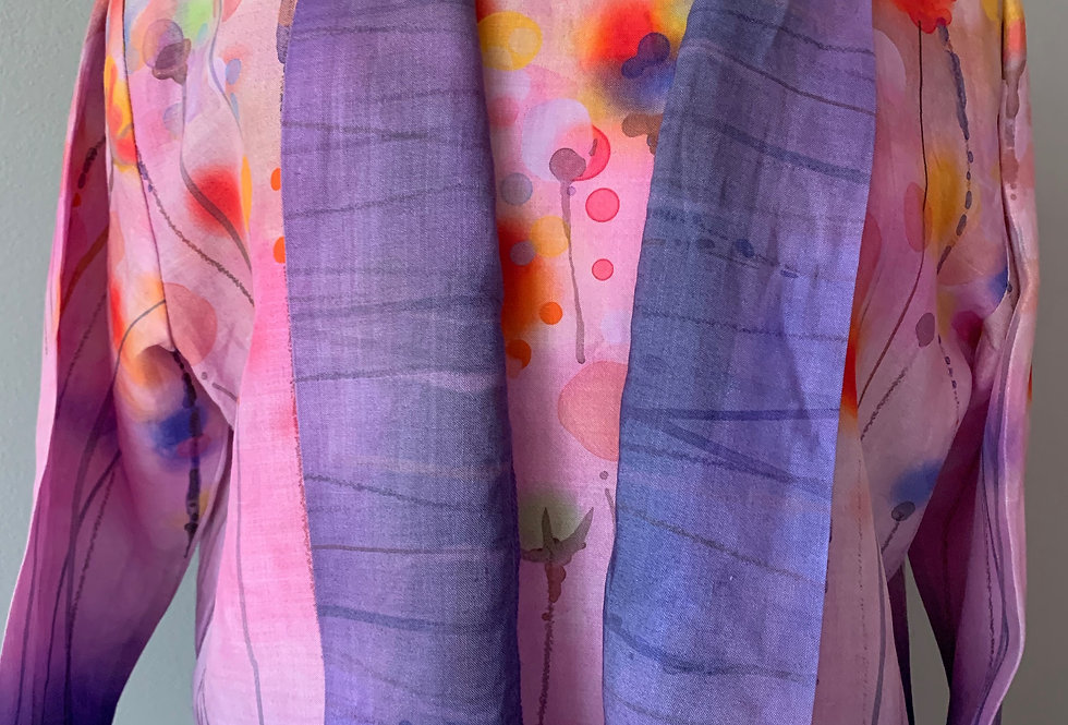 One Of A Kind Linen Jacket