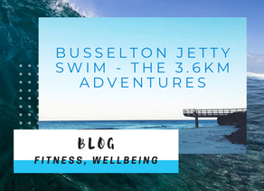 Busselton Jetty Swim - The 3.6km Adventures