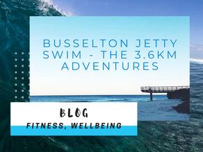 Busselton Jetty Swim - The 3.6km Adventures