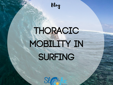 Thoracic Mobility in Surfing