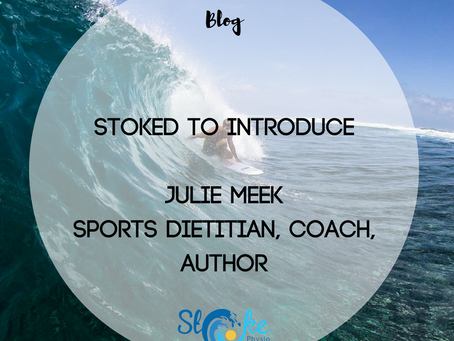 Stoked To Introduce: Julie Meek