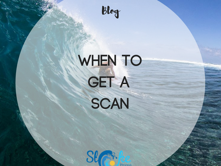 When To Get A Scan