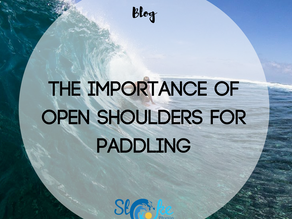 The Importance of Open Shoulders for Paddling Power